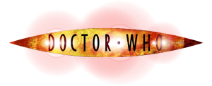 Christopher Eccleston logo (with lens flare)